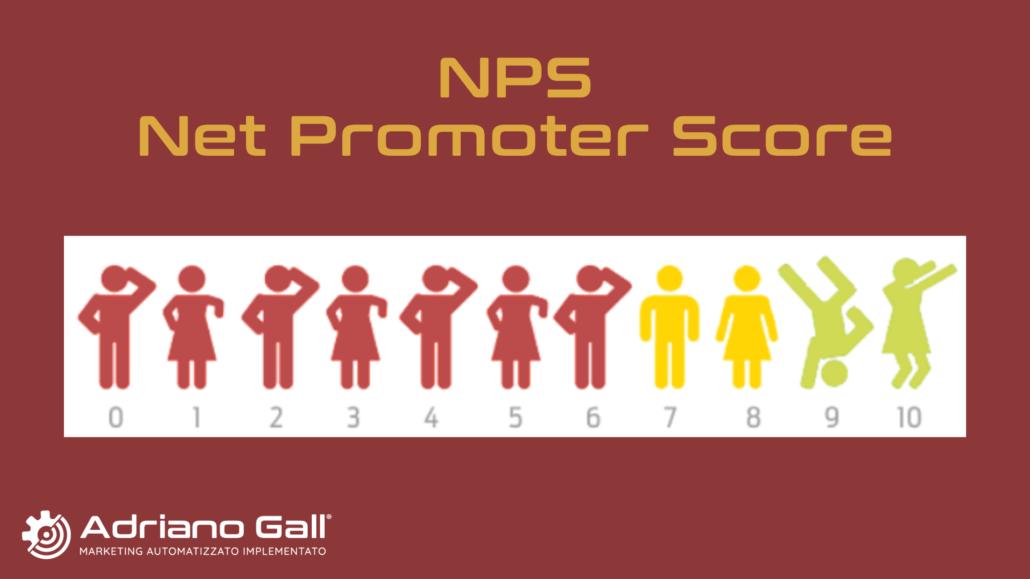 NPS cos'è il net promoter score - Adriano Gall